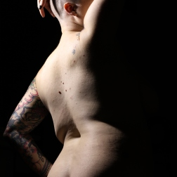 North Texas Low Key and High Contrast Body Photography