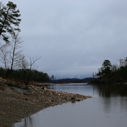 Broken Bow Lake at Beavers Bend Park near the Mountain Fork River - Photography by N. Faulkner (13)