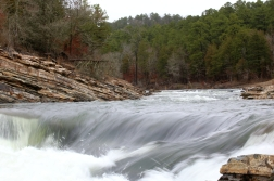 Broken Bow Lake at Beavers Bend Park near the Mountain Fork River - Photography by N. Faulkner (18)