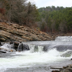 Broken Bow Lake at Beavers Bend Park near the Mountain Fork River - Photography by N. Faulkner (21)