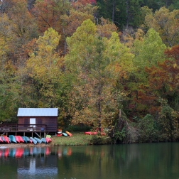 Beavers Bend State Park - Photography by Natalia Faulkner
